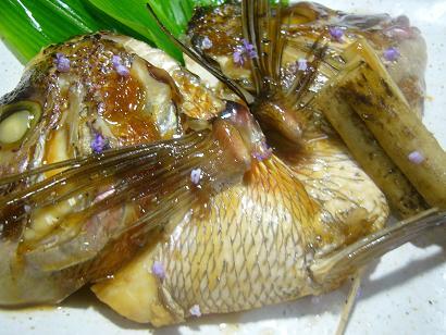 鯛兜煮1 (2)