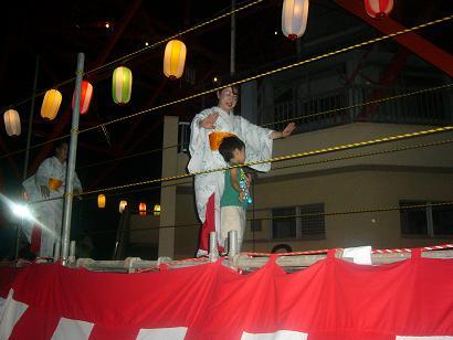 自衛隊夏祭り2008・07・06 (11)
