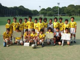 第35回関東団地少年サッカー大会【第3位】