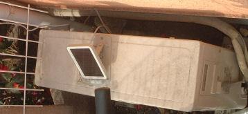太陽光充電器