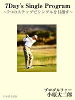 ゴルフ7日間シングルプログラム