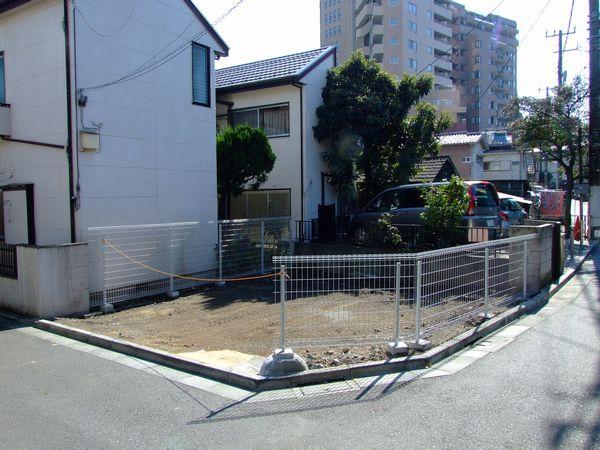渋谷区伊達町 町名看板消失