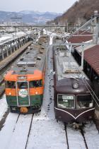 2011年1月29日 屋代駅 2000系A編成&169系S52編成共演イベント