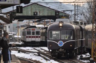 2011年1月29日 長野電鉄長野線 須坂 2000系A編成