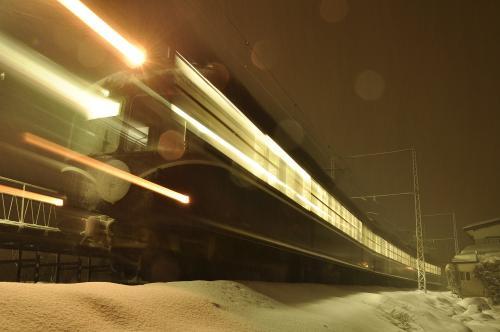 2011年2月12日 長野電鉄長野線 2000系A編成