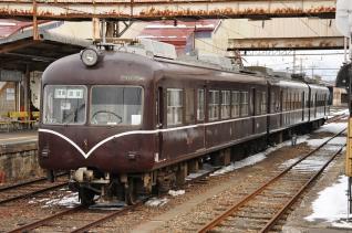 2011年2月14日 長野電鉄長野線 須坂 2000系A編成
