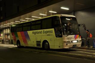 川中島バス 新宿長野線