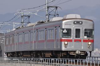 2011年2月26日 長野電鉄長野線 3600系L2編成