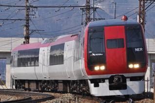 2011年2月26日 長野電鉄長野線 2100系E1編成