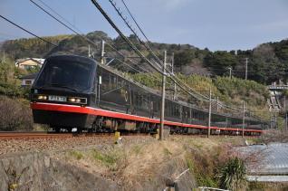 2011年2月27日 伊豆急行線 2100系R4編成