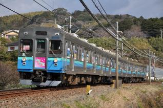 2011年2月27日 伊豆急行線 8000系TB-5編成