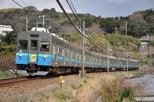 2011年2月27日 伊豆急行線 8000系TA-3編成
