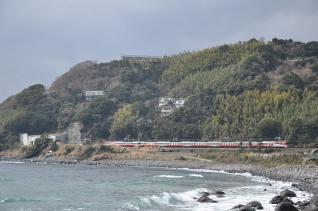 2011年2月27日 伊豆急行線 2100系R3編成