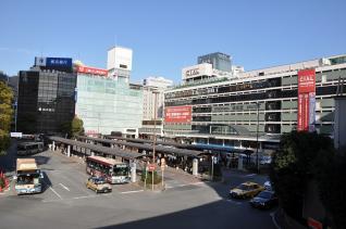2011年3月4日 横浜駅西口