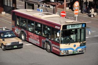 2011年3月4日 横浜市営バス1-3730