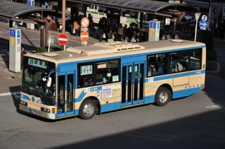 2011年3月4日 横浜市営バス0-2625