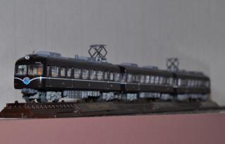 2011年3月4日 トミーテック鉄道コレクション 長野電鉄2000系A編成