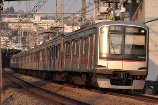 2011年3月25日 東急田園都市線 5000系5103F