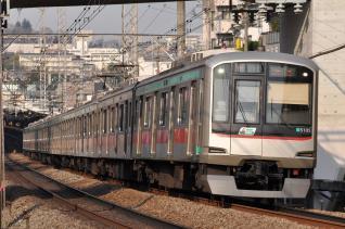 2011年3月25日 東急田園都市線 5000系5105F