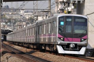 2011年3月25日 東急田園都市線 東京メトロ08-105F