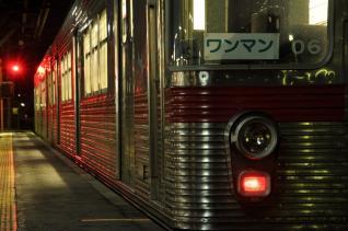 2011年2月12日 長野電鉄屋代線 屋代 O6編成