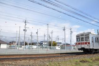 2011年3月27日 長野電鉄長野線 8500系T4編成