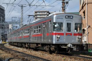 2011年3月27日 長野電鉄長野線 3600系L2編成