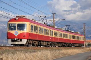 2011年3月27日 長野電鉄長野線 2000系D編成
