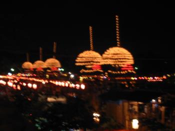 09天王祭 まきわら船