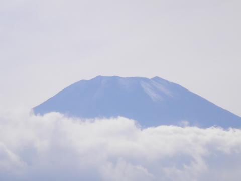 富士の冠雪18