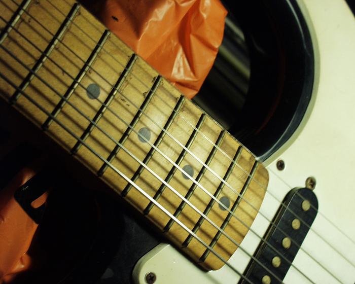 ギターネック1