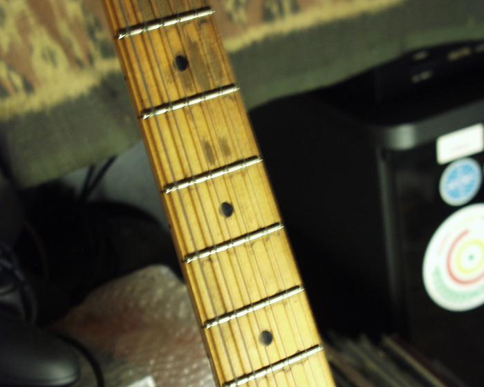 ギターネック2
