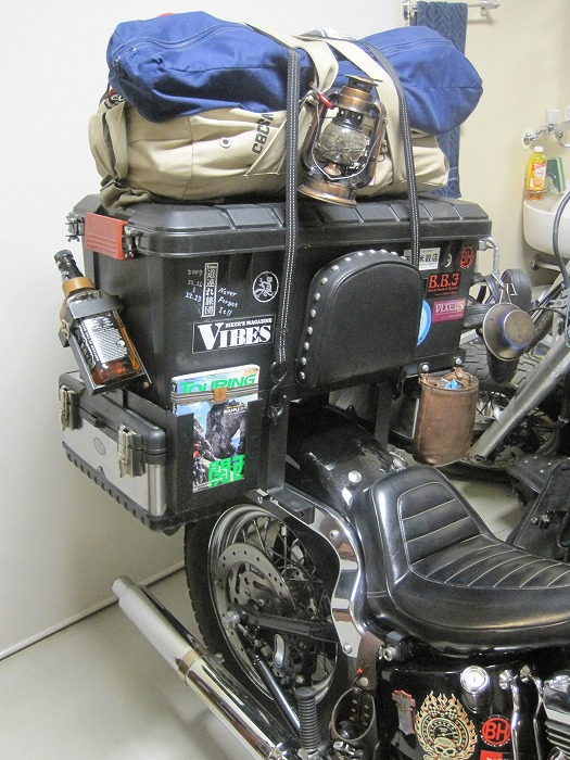 TOMMY's Garage ~たびたび、また旅~ 2011年08月18日