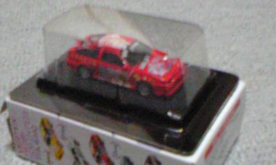 らき☆すたミニカー2