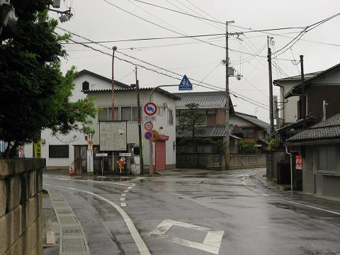 旧中山道・沓掛