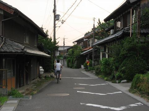 旧中山道・清水鼻町