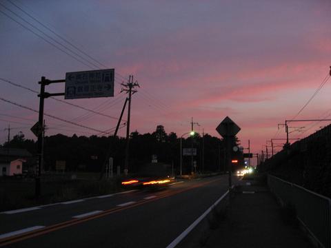 国道8号・石寺