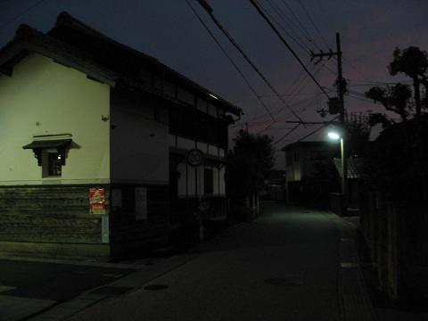 旧中山道・東老蘇