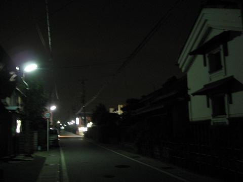旧中山道・西老蘇