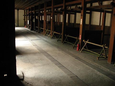 彦根城・馬屋