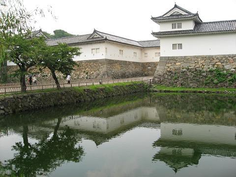 彦根城・二の丸佐和口多門櫓