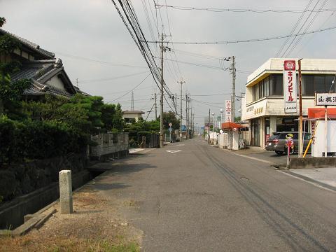 旧中山道・千僧供町