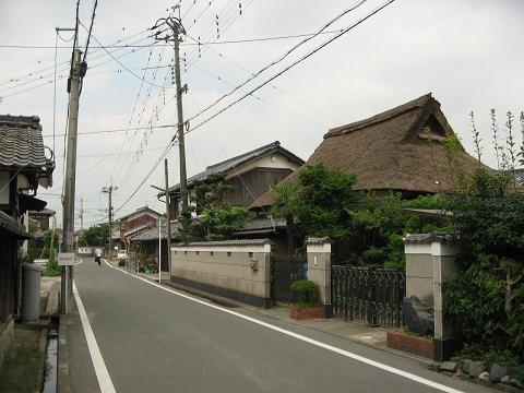 旧中山道・馬淵町