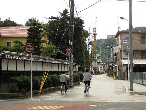 旧中山道・渋川