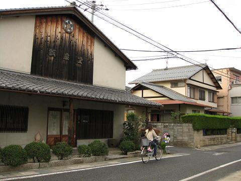 姥が餅屋跡・瓢泉堂