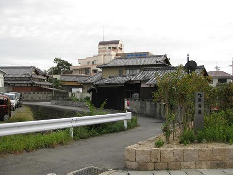 旧東海道・野路