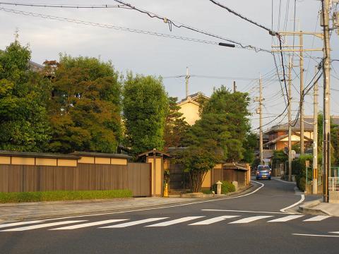 旧東海道・月輪