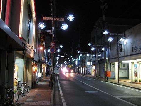旧東海道・石山商店街