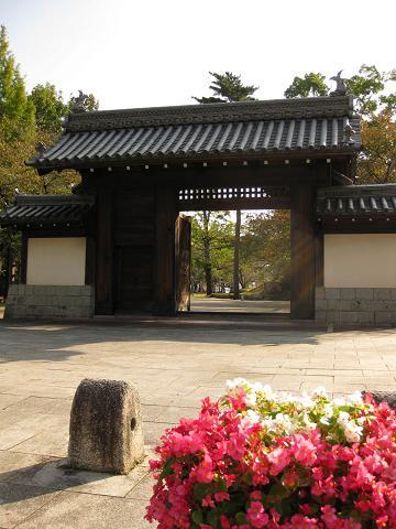 膳所城跡公園(本丸跡)