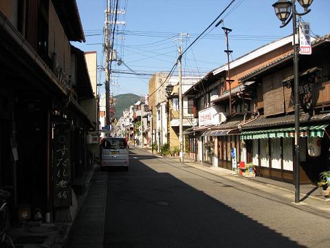 大津宿・大津市中央・京町